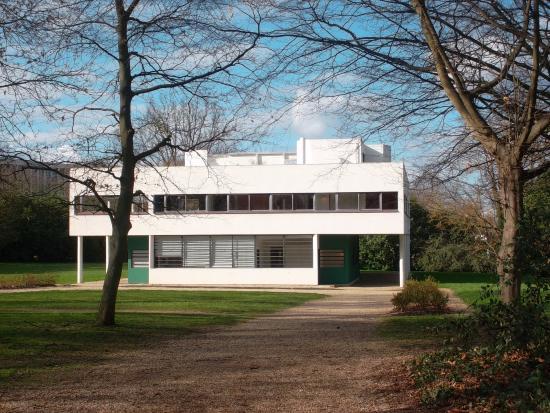 Villa Savoye - Picture of Villa Savoye, Poissy - TripAdvisor