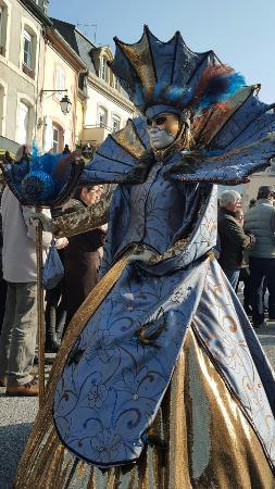 Carnaval Venitien de Remiremont: 20 mars 2016