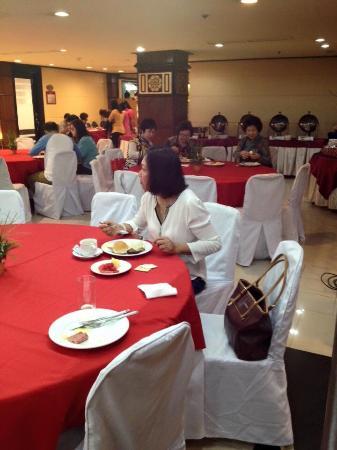 Bayview Park Hotel Manila Breakfast Buffet 2nd Floor