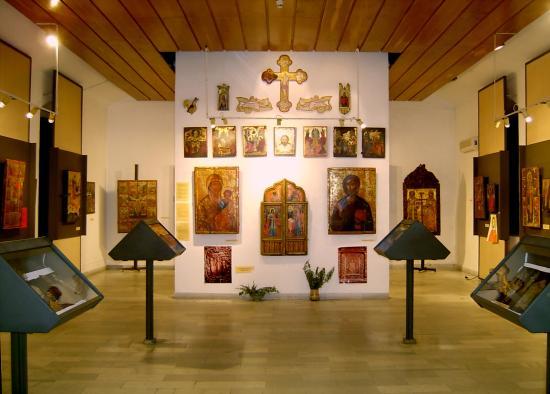 Art Gallery Philippopolis: Interior