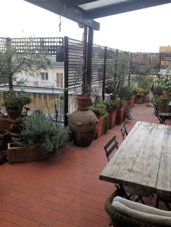 Aurelio Aquilone B&B : terrace