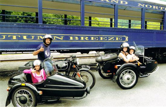 Jim Thorpe Sidecar Tourz