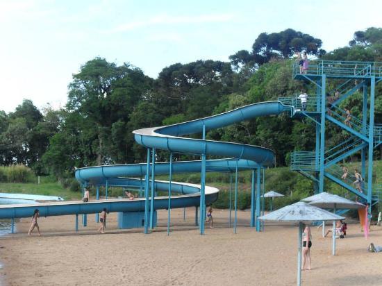 Cascavel, PR: tobogã