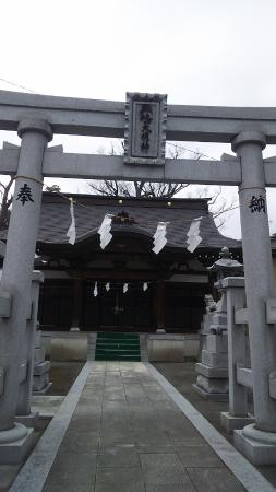 Mishima Shrine