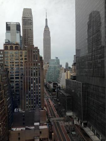 view of empire state building from our room 2137 picture of the rh tripadvisor co za