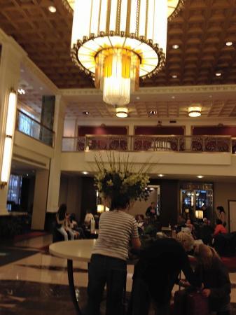 The New Yorker a Wyndham Hotel: Reception
