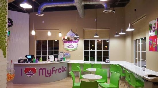 Myfroyo Frozen Yogurt