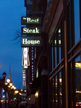 Best Steak House