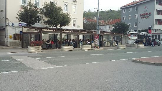Caffe Bar Kod Tri Mornara