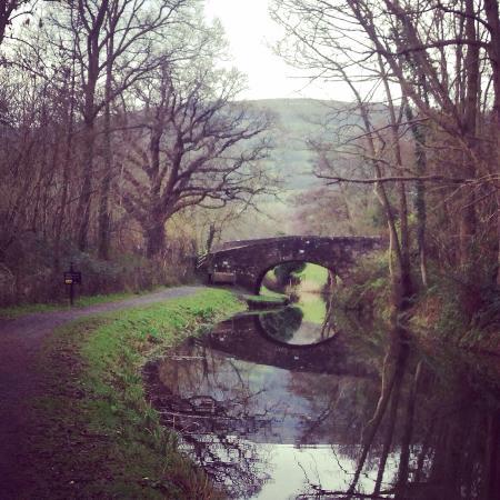 Llangattock, UK: photo1.jpg