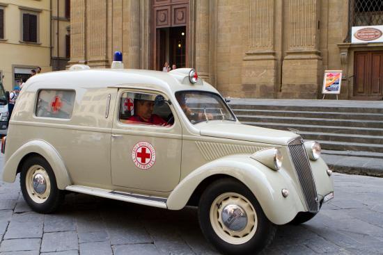 Museo della Croce Rossa Italiana e Biblioteca di Diritto Umanitario