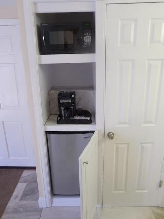 Salida Inn & Monarch Suites : Kings Cottage w/ Keurig Coffee