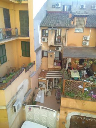 Core de Roma: Vista città