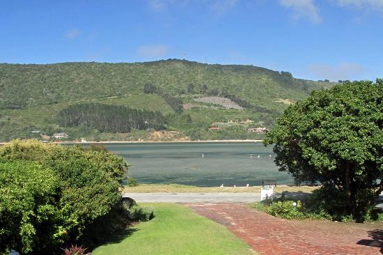 The Knysna Belle: Room from bedroom