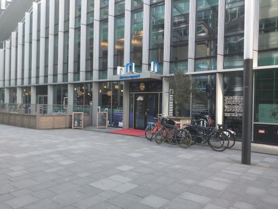 More pods for working picture of de nieuwe poort for Nieuwe restaurants amsterdam