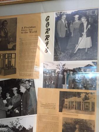 John Gorrie State Museum: Interesting Town history