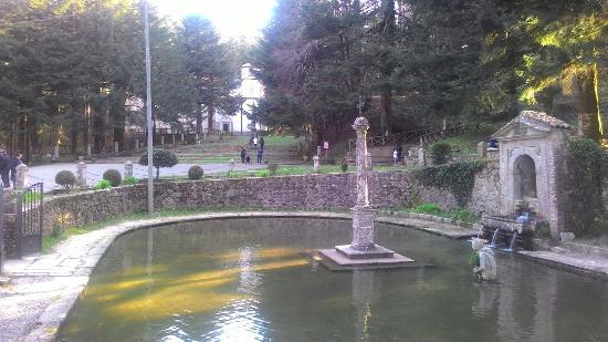Santa Maria Nel Bosco Santuary