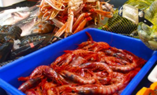 Sa Barca: restaurante pescado fresco