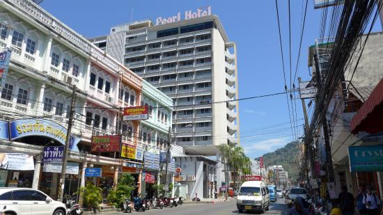 2016 phuket town pearl hotel picture of pearl hotel. Black Bedroom Furniture Sets. Home Design Ideas