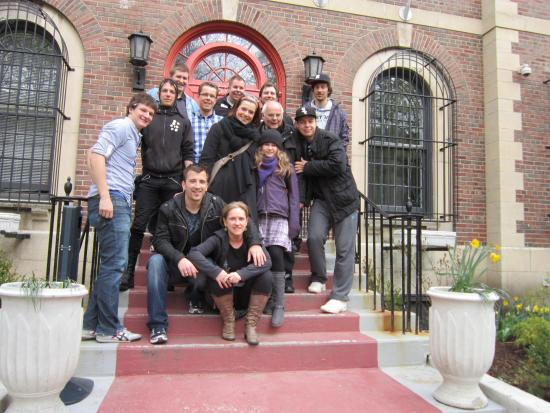 Chicago Getaway Hostel: vor dem Hostel