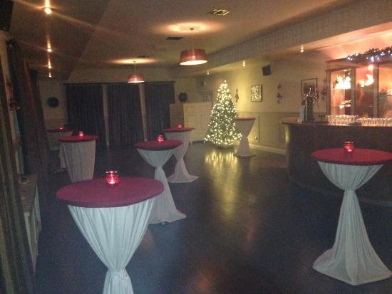 Clarenbridge, Irlande : Our Function room