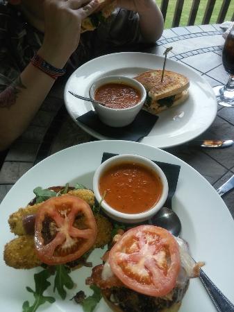 Lexington, Carolina del Norte: Bistro burger, lobster BLT