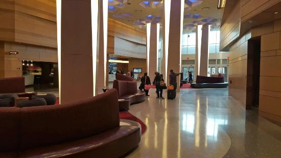 Potawatomi Hotel Lobby