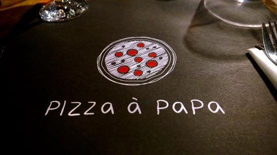 Pizza à Papa