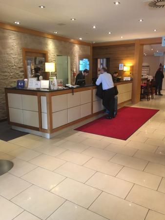 Holiday Inn Nürnberg City Centre: accueil