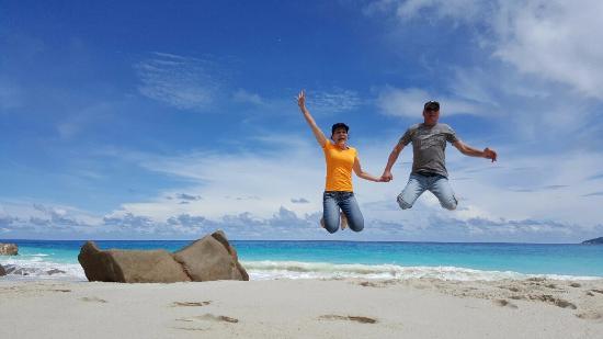 เกาะพราสลิน, เซเชลส์: Anse Georgette / Praslin Seychelles....Bild von Mario