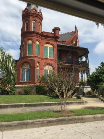 landes mcdonough house picture of galveston historic tour rh tripadvisor ca