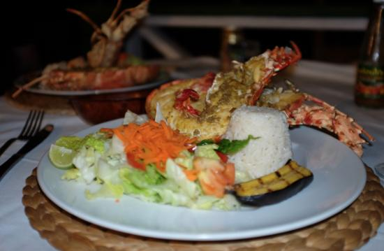 Uncle Roddy's: Lobstah on the bbq