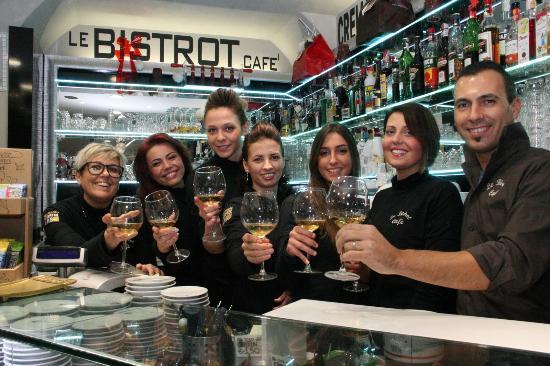 Le Bistrot Cafe'