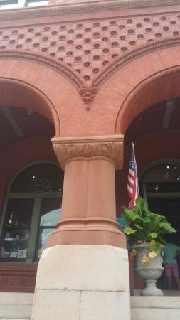 Key West Art U0026 Historical Society Custom House Museum: Architectural  Restoration