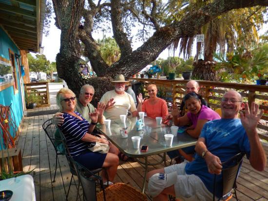 Kelly's AdaBlue Cafe: The Navy Buddy Breakfast Club!