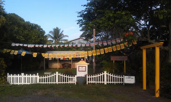 Dharma Center Peace Garden Paia