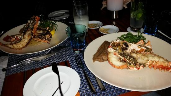 Bait Al Bahr: homard