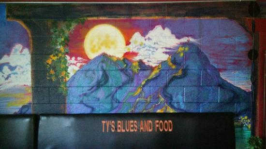 Ty's Blues & Food