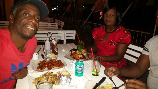 Louis Trichardt, Sudáfrica: We really had a good time. The food was delicious. We will come back again.
