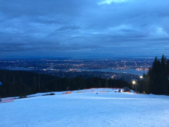 นอร์ทแวนคูเวอร์, แคนาดา: Amazing city view