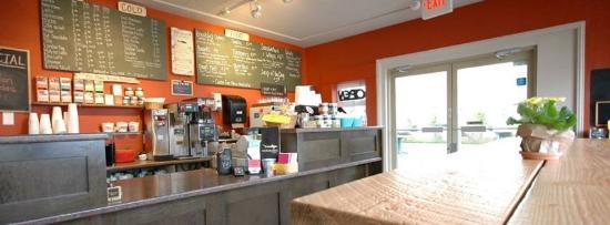 Mudsharks Coffee Bar