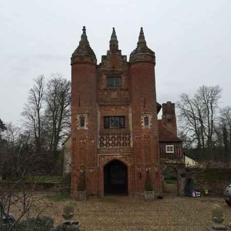 West Stow Hall Foto