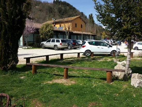 Ciciliano, Italy: 20160320_124054_large.jpg