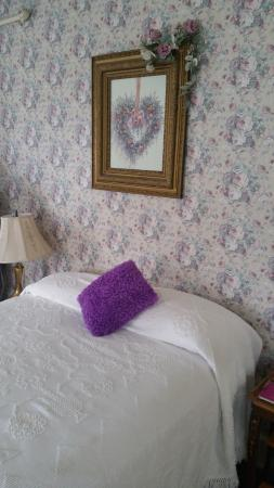 New Windsor, MD: This sitting room/bedroom is near the whirlpool tub....lots of fun could be had!