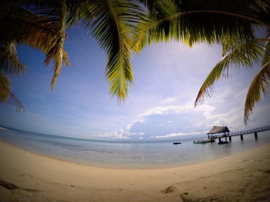 Foto Leleuvia Island