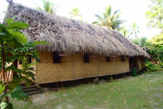 Leleuvia Island, Fiji: dorm bure