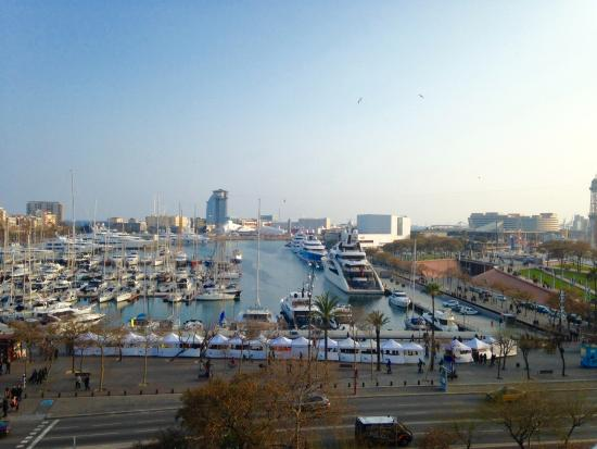 Window View - H10 Port Vell Photo
