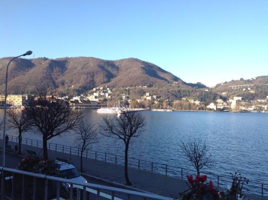 Hotel Marco's: Una linda vusta desde el balcon de la habitacion