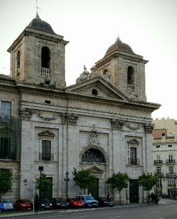 Iglesia del Temple