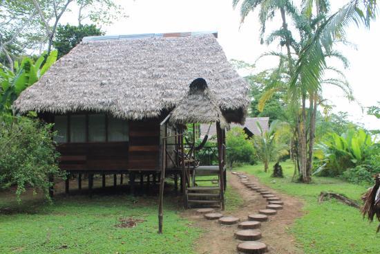 Entrance - Wasai Tambopata Lodge Photo